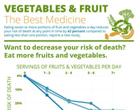 Vegetables Infographic