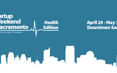 Spooling Up Startup Weekend Sacramento Health Edition