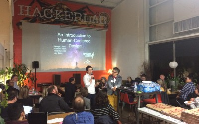 Introduction to Human Centered Design: A Hands-On Workshop for Healthcare