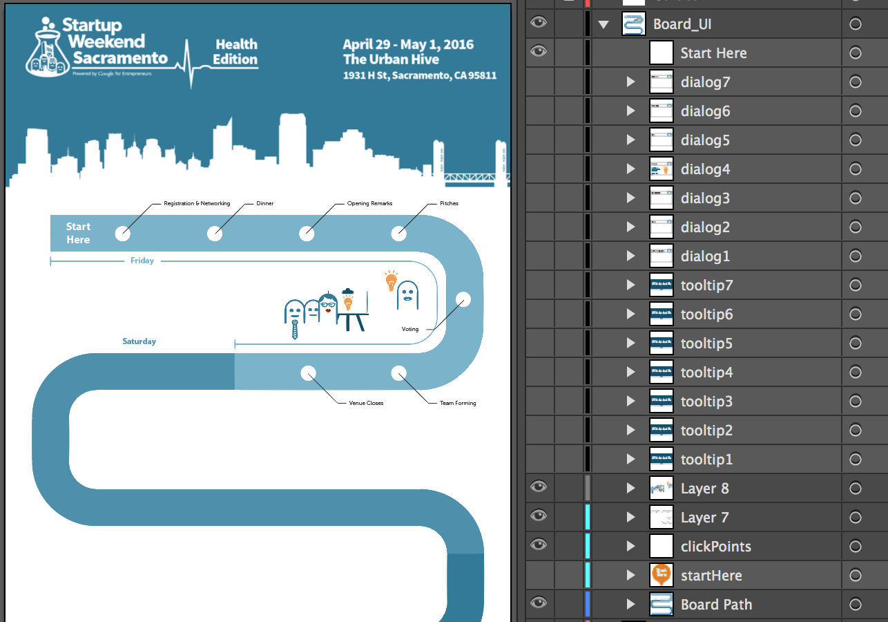 Creating Interactive Infographics with Illustrator, SVG, & JS ...
