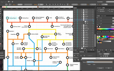 Lessons Learned Creating Interactive Infographics with Adobe Illustrator & Javascript